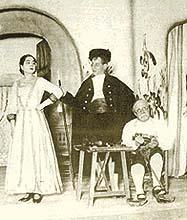 Teatro. La zapatera prodigiosa. Acto 2º